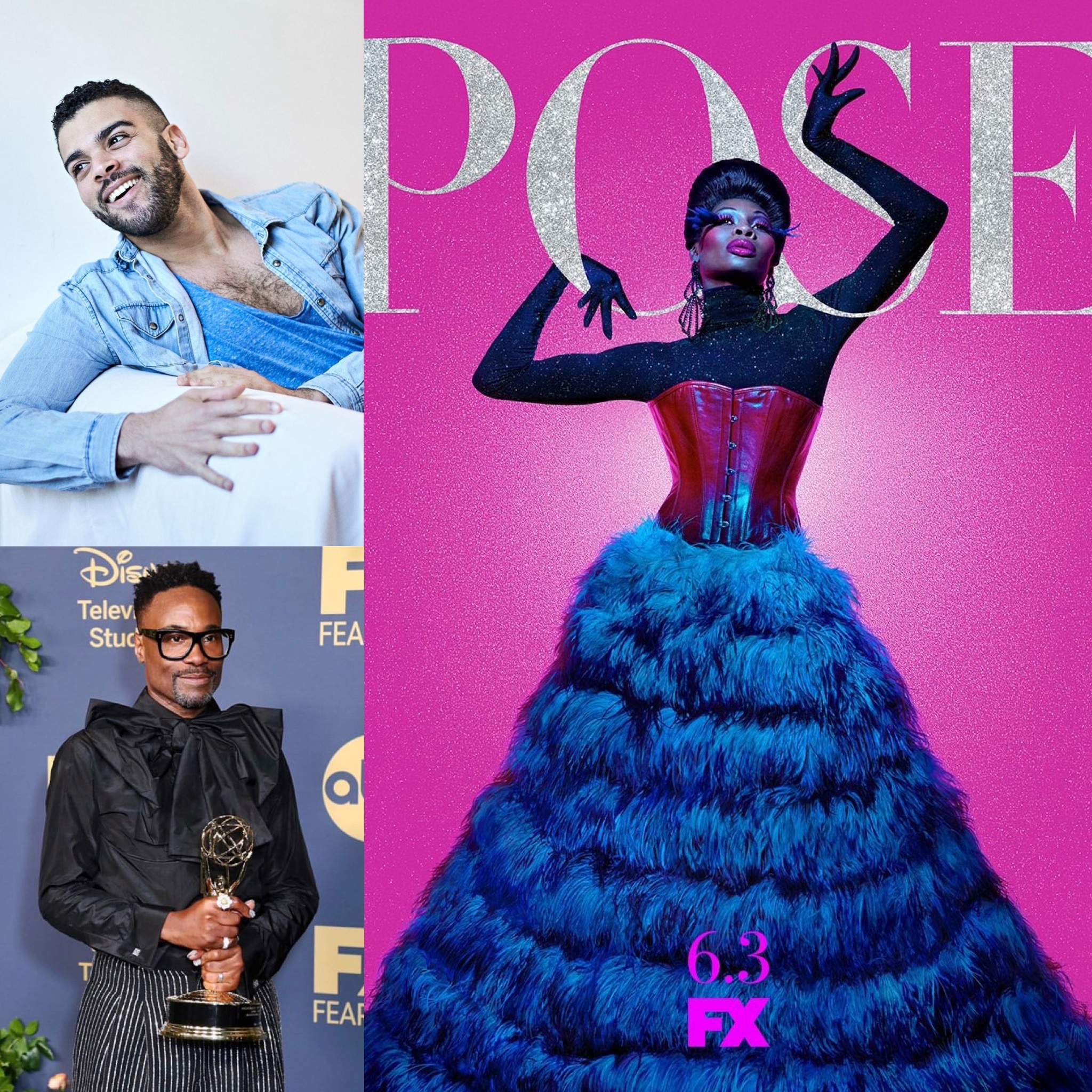 Billy Porter Pose LGBT Doublage FX